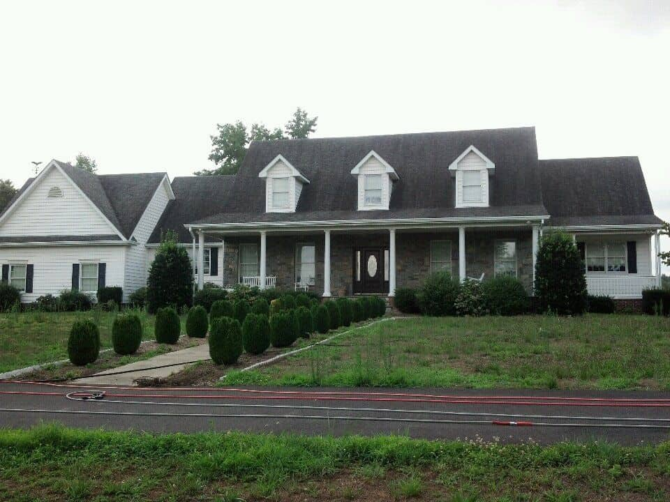 roof cleaning southern maryland